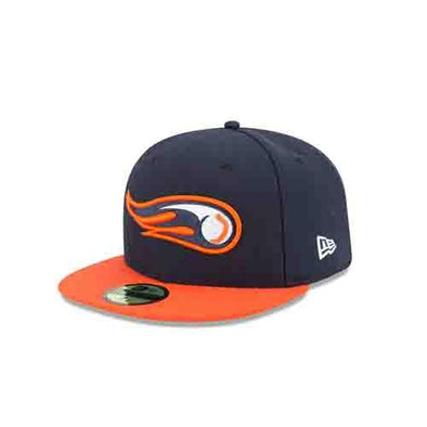Bowling Green Hot Rods 59Fifty Player's Alternate Cap