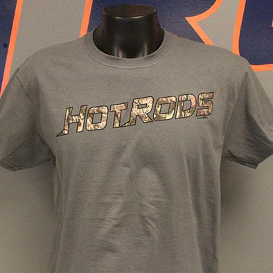 Bowling Green Hot Rods Men's Mossy Oak Tee