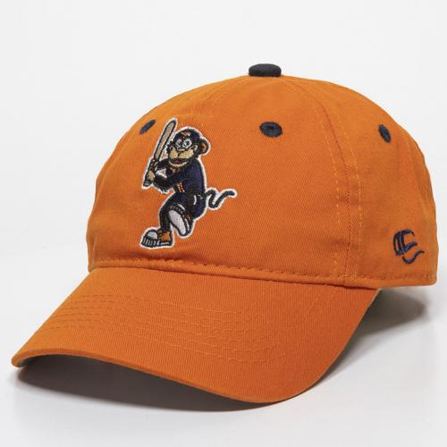 Bowling Green Hot Rods Youth Orange Roscoe Hat