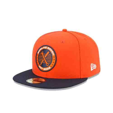 Bowling Green Hot Rods 59Fifty Player's Road Cap