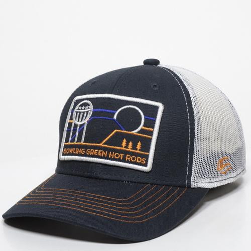 Bowling Green Hot Rods Water Tower Hat
