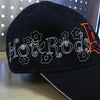 Bowling Green Hot Rods Youth Glitter Stitch Cap