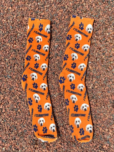 Bowling Green Hot Rods Turbo Socks
