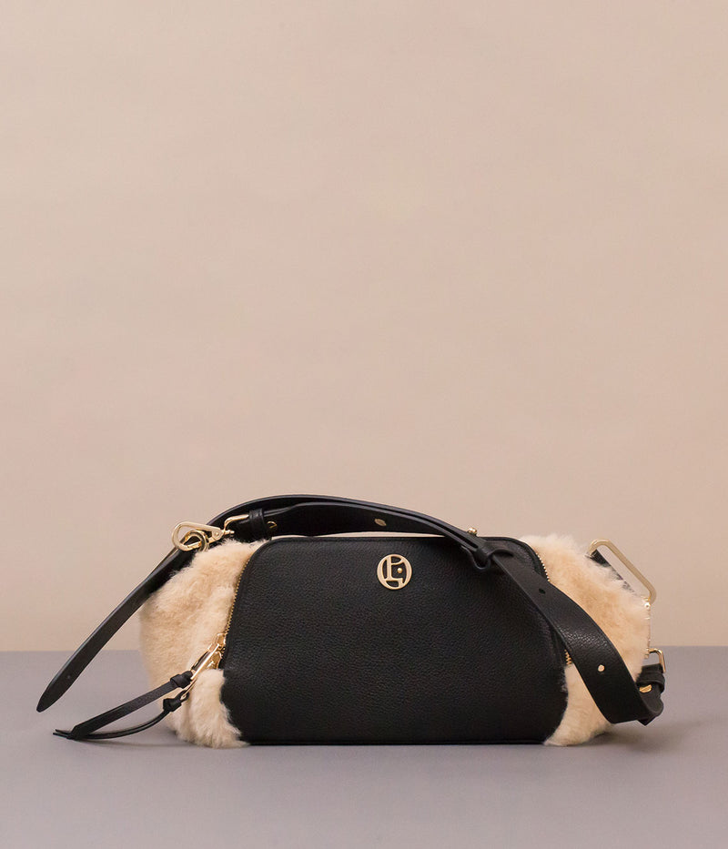 POEII Koala Shearling Belt Bag