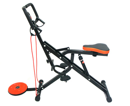 Sistema Body Crunch Twister