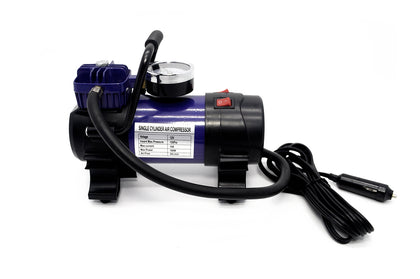 Compresor De Aire Para Carro Air Compressor 12v 150psi Verde