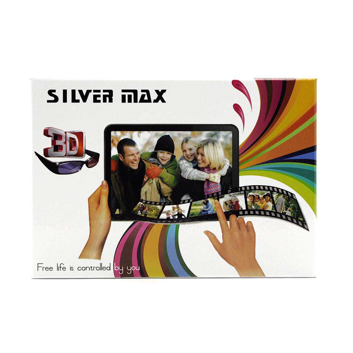 Tablet 3D Silver Max ST-920
