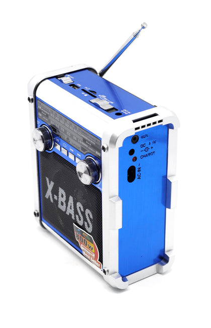 Radio FM/AM/SW Universal Royal IU-RT852BT