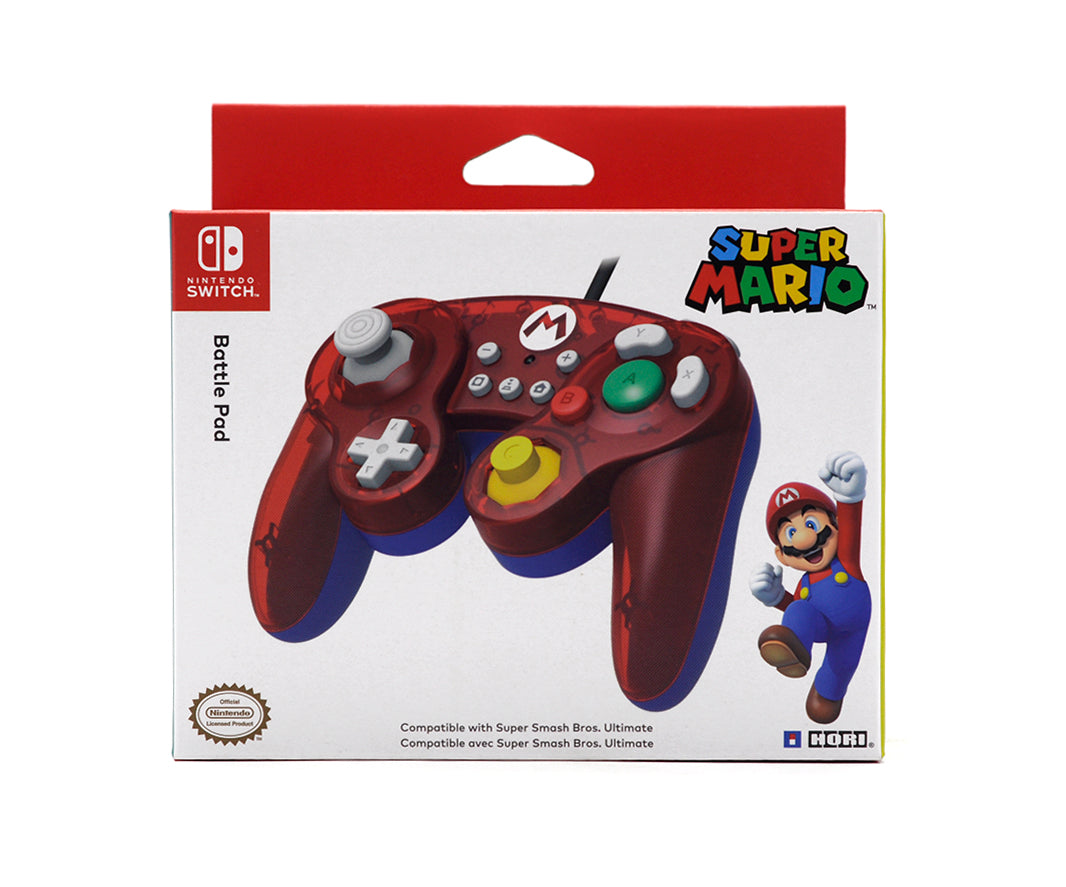 Battle Pad Nintendo Switch Mario