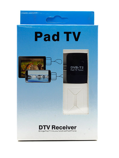 Receptor de TV digital Pad TV para Celular 112-1