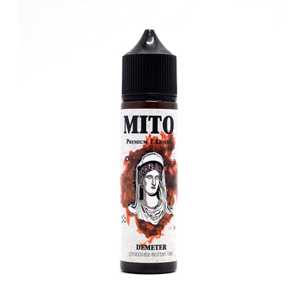 Escencia Para Vapear Mito Demeter Chocolate Fundido 60ml