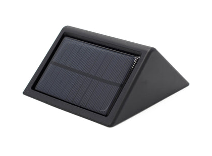 Lámpara Luz Led Exteriores Sensor Movimiento Panel Solar