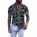 LAPANA URBAN HAWAIIAN PRINT SHIRT