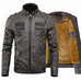 SOLANO GRAFEL MOTORCYCLE JACKET