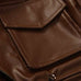 ANHEDRAL LEATHER JACKET