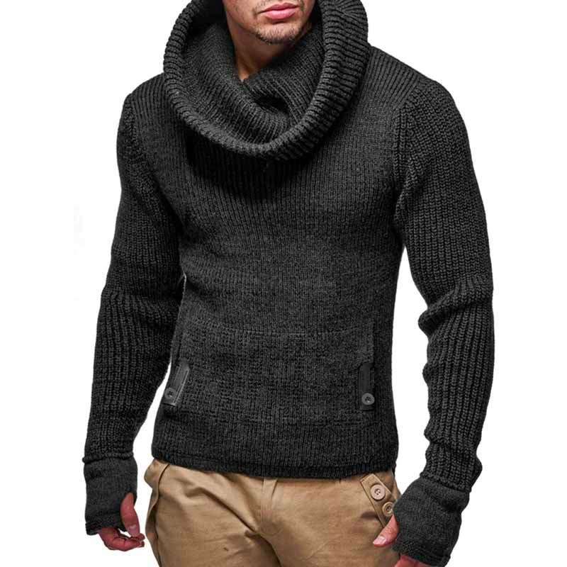 RACONTEUR TURTLENECK SWEATER