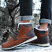 Woodland Winter Ankle Boots