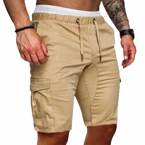 RUGGED ARMY CARGO SHORTS
