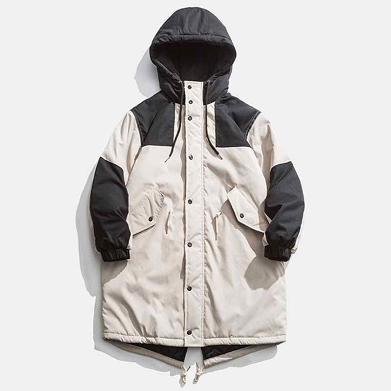 Urban Hooded Parka