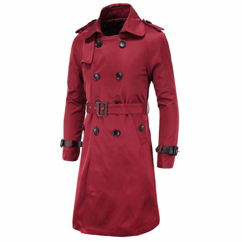 Executive Trench Coat