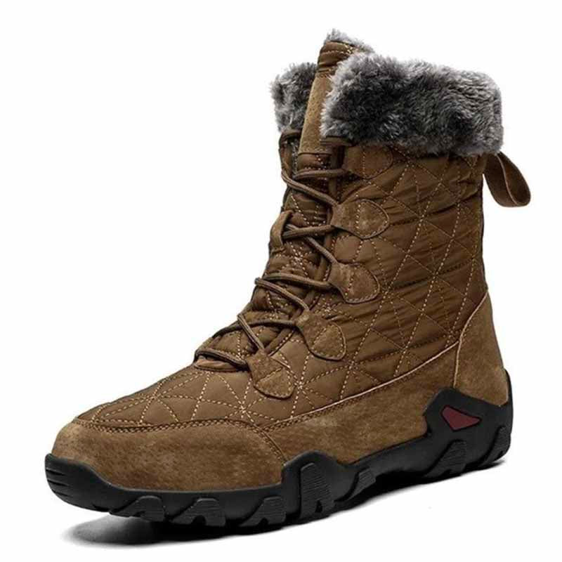 Boreal Leather Snow Boot