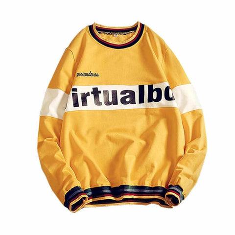 VIRTUALBOY VINTAGE SWEATER