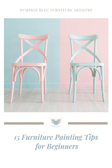 15 Furniture Painting Tips for Beginners