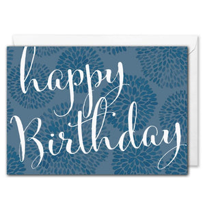 Custom Corporate Birthday Card - Employees, Clients