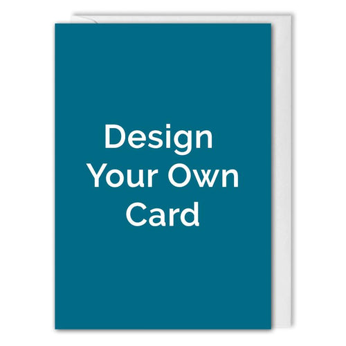 Personalised Business Christmas Card - Design Your Own - A6