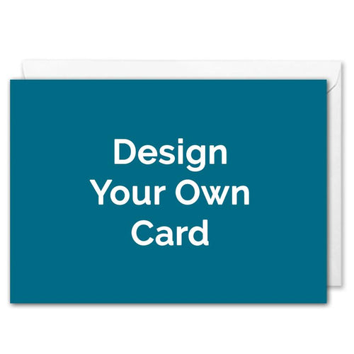 Custom Corporate Christmas Card - Design Your Own - A6