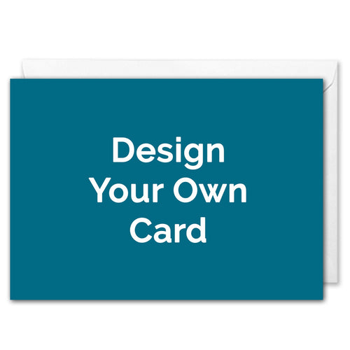 Design Your Own Card - A6 Landscape