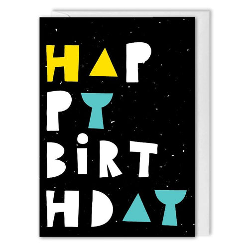 Custom Business Happy Birthday Card