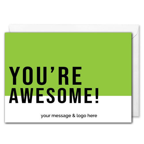 Customer Appreciation - Employee Recognition Card