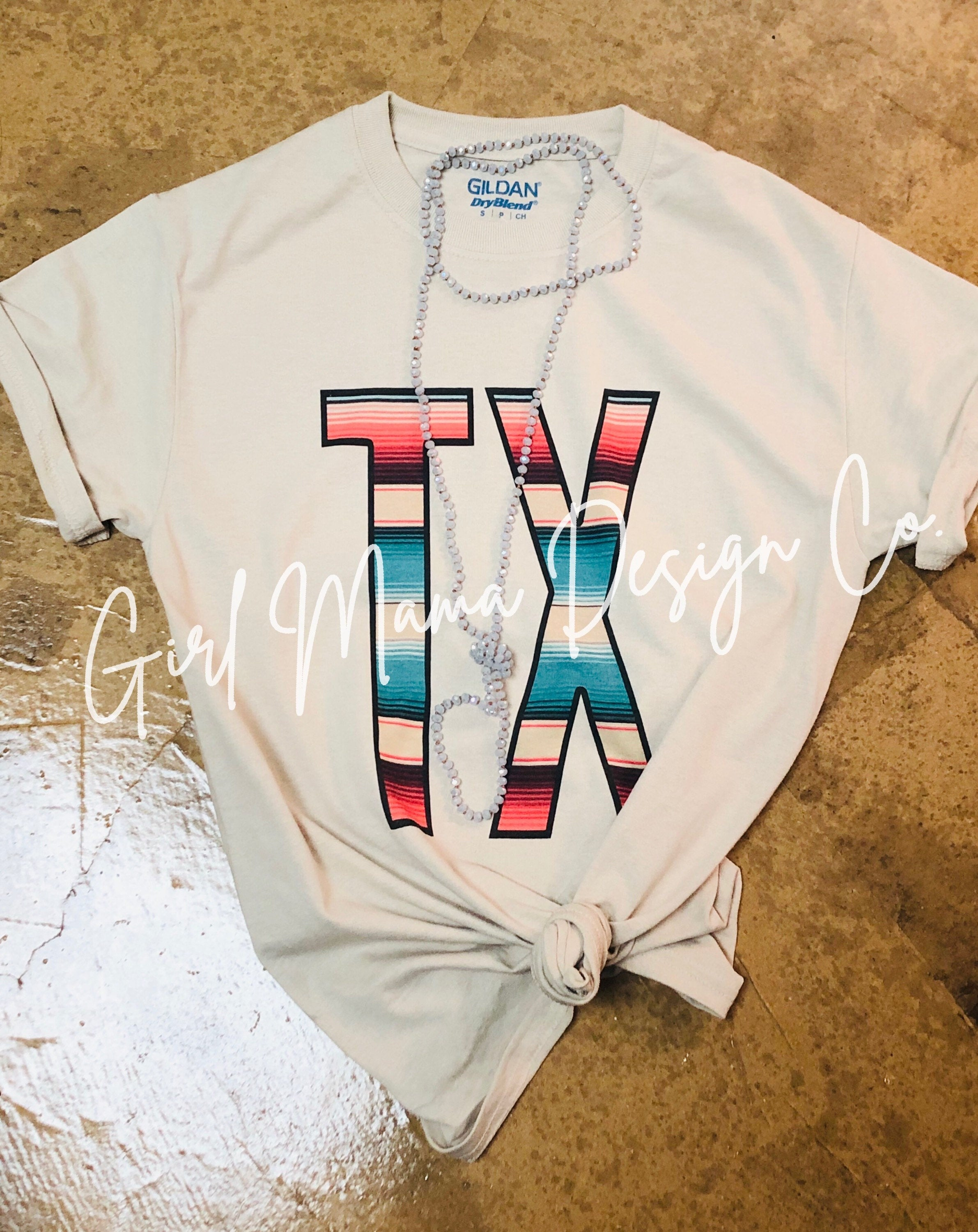 TX Graphic Tee