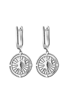 Voyager Earrings Sterling Silver Karen Walker