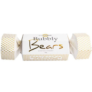 White Cracker Bubbly Bears