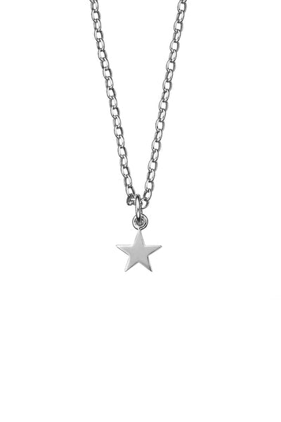 Karen Walker Star Pendant Sterling Silver