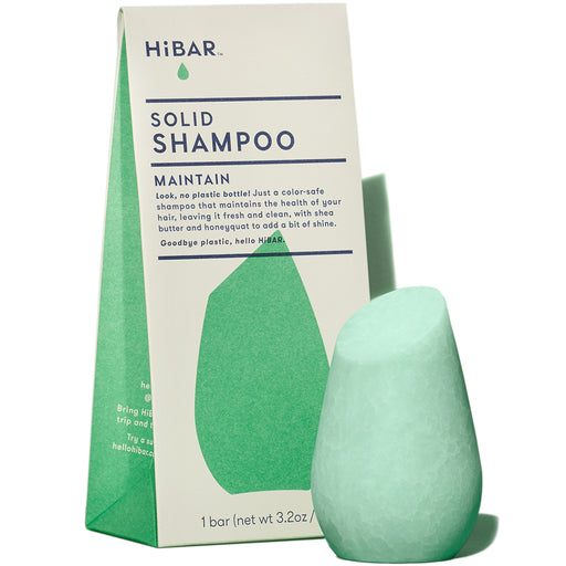 HiBAR_Maintain_Shampoo