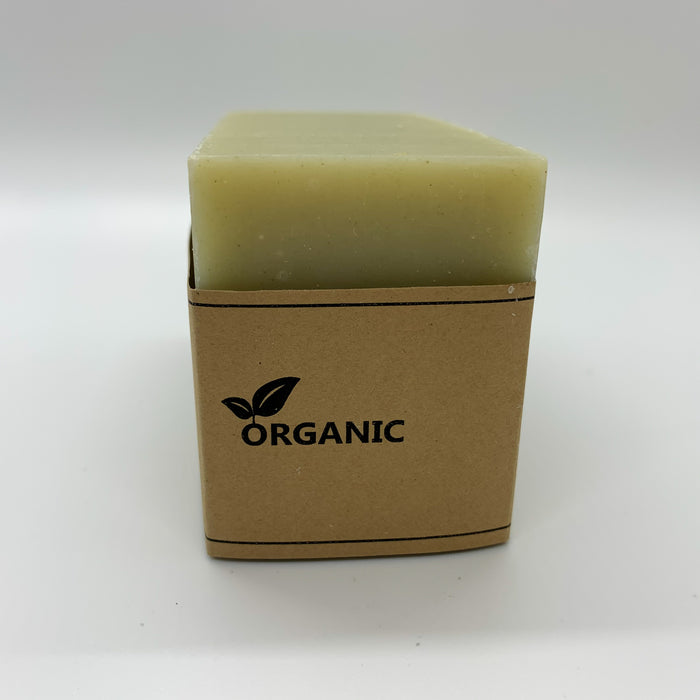 Organic Peppermint & Lavender Soap - Face & Body