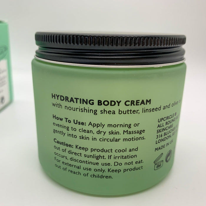 Body Cream with Date Seed Extract