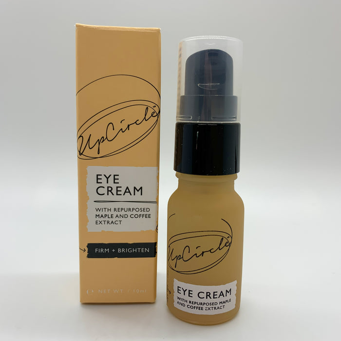 Eye Cream with Coffee And Maple Extract