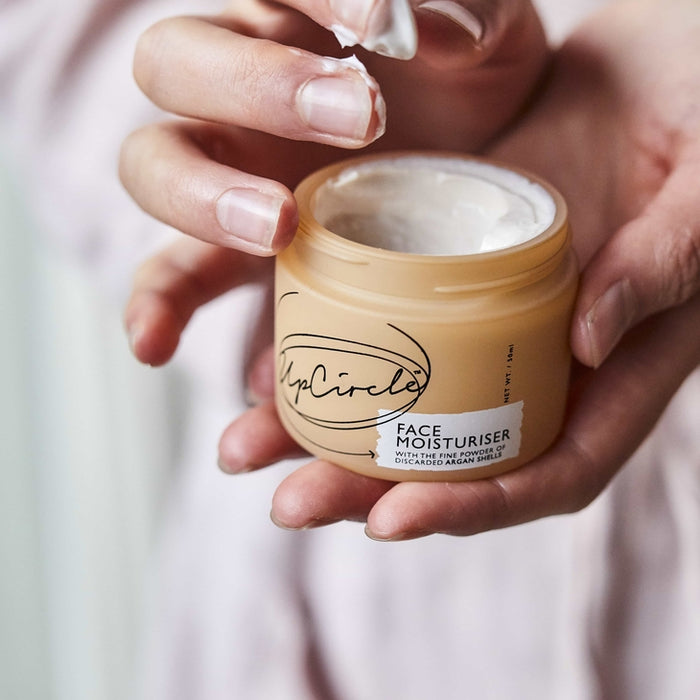 UpCircle Beauty Face Moisturizer with Argan Powder