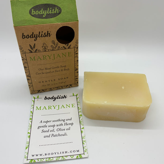 MaryJane Hemp Most Gentle Face & Body Soap