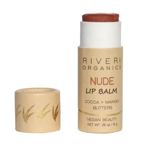 Vegan Lip Balm in Cardboard Tubes