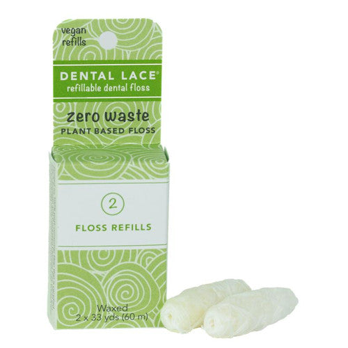 Dental Lace Plant Based Vegan Refills