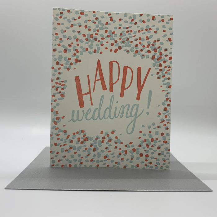 smudge-ink-confetti-wedding-card