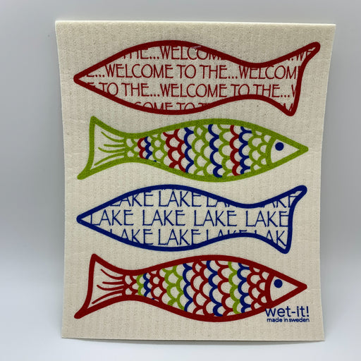 wet-it-swedish-dish-cloth-welcome-to-the-lake