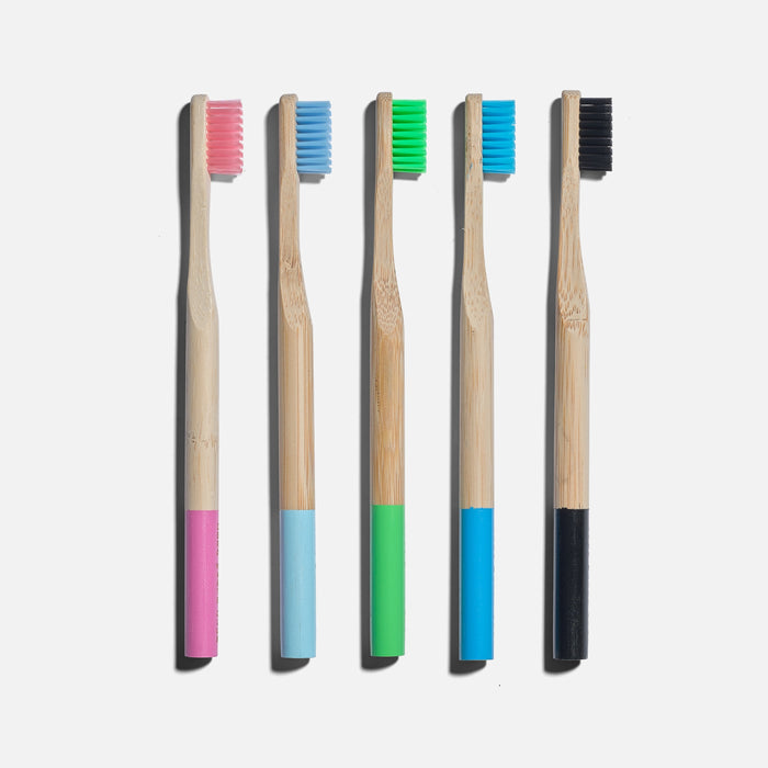 Adult Bamboo Toothbrushes