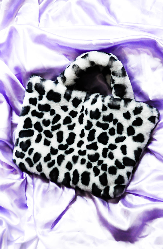 101 Dalmatians Faux Fur Bag