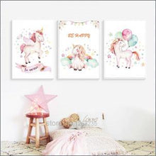 Nordic Babykamer Poster Cute Baby Girl Room Decor Cuadros Decoracion Salon Girls Canvas Art Painting Posters And Prints Unframed lcbenshop